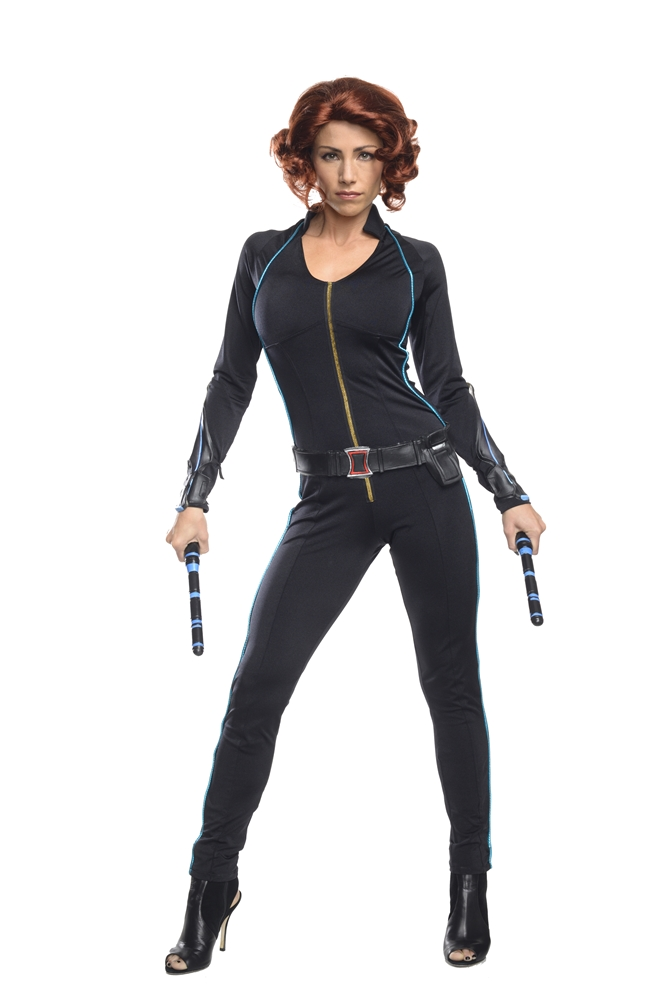 Avengers 2: Age of Ultron Black Widow Adult Womens Costume
