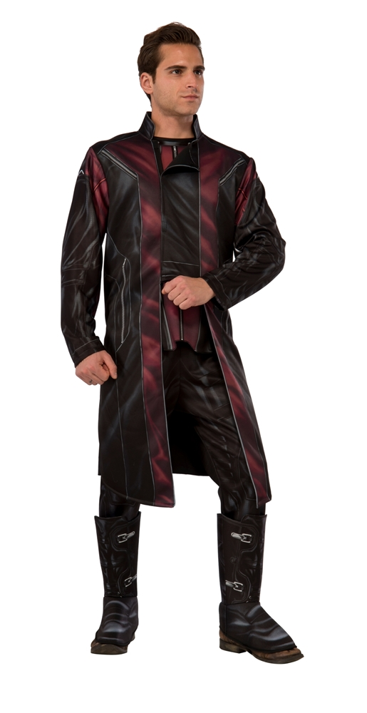 [Avengers 2: Age of Ultron Deluxe Hawkeye Adult Mens Costume] (Hawkeye Avengers Deluxe Adult Costumes)