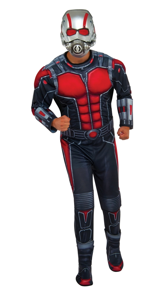 Marvel Deluxe Ant-Man Adult Mens Costume