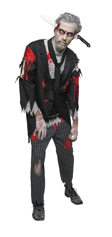 Bloody Butler Adult Mens Costume