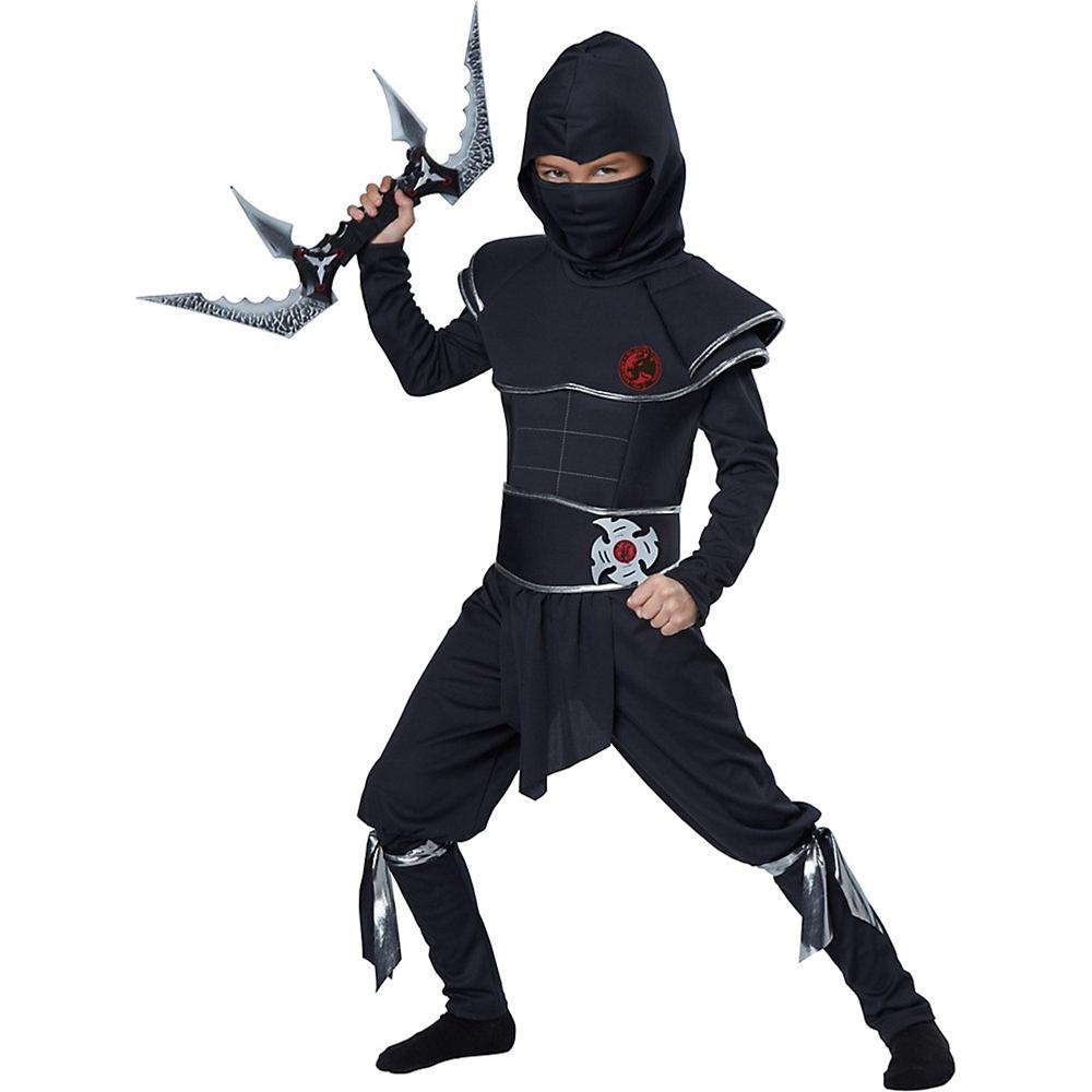 Ninja Warrior Child Costume by California Costumes  sc 1 st  Halloween Costumes & Spartan Warrior Child Costume by California Costumes - Halloween ...