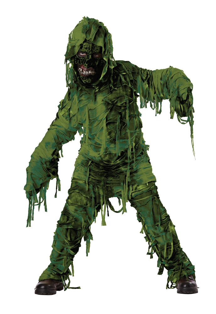 Swamp Monster Child Costume (Swamp Monster Costume)