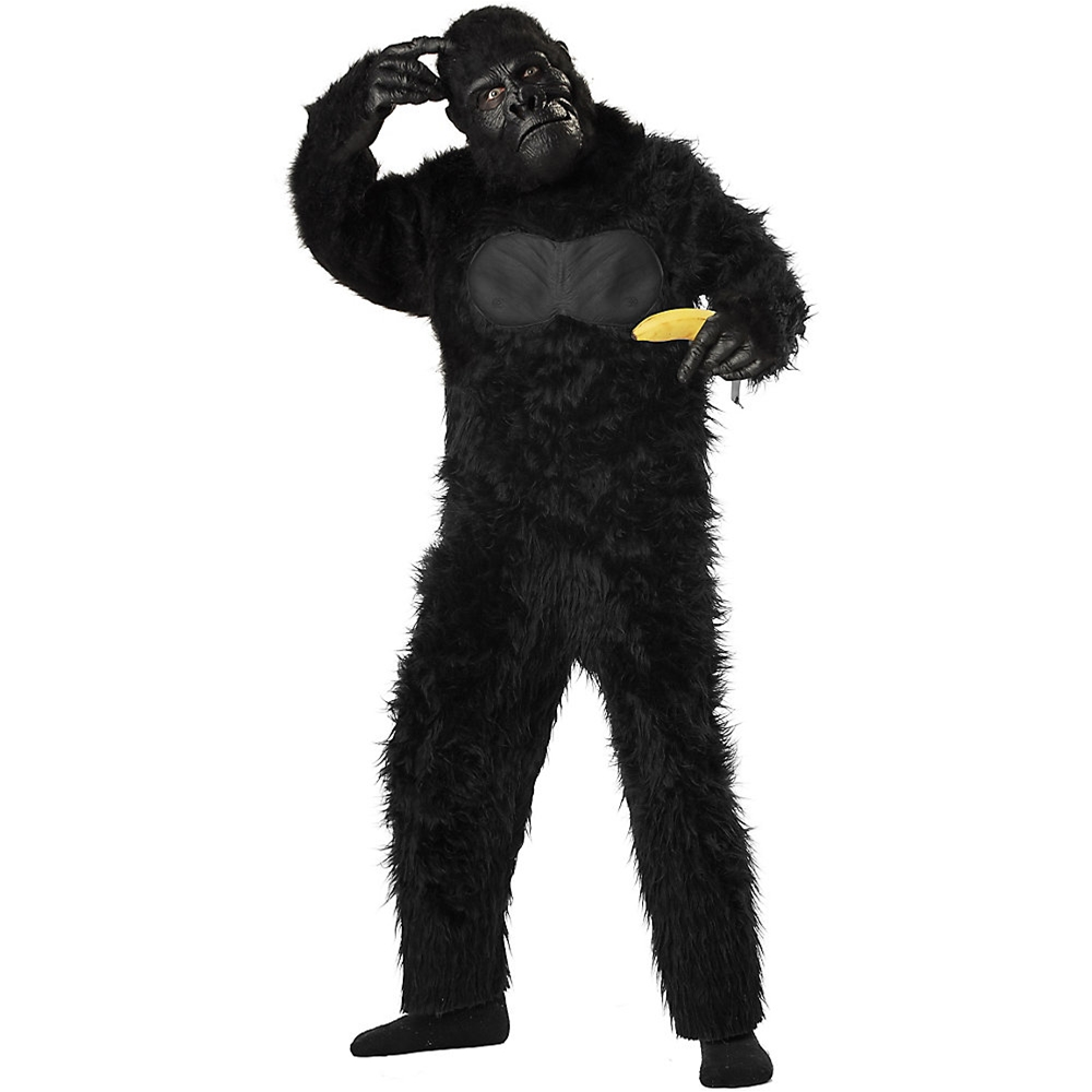 Hairy Gorilla Child Costume