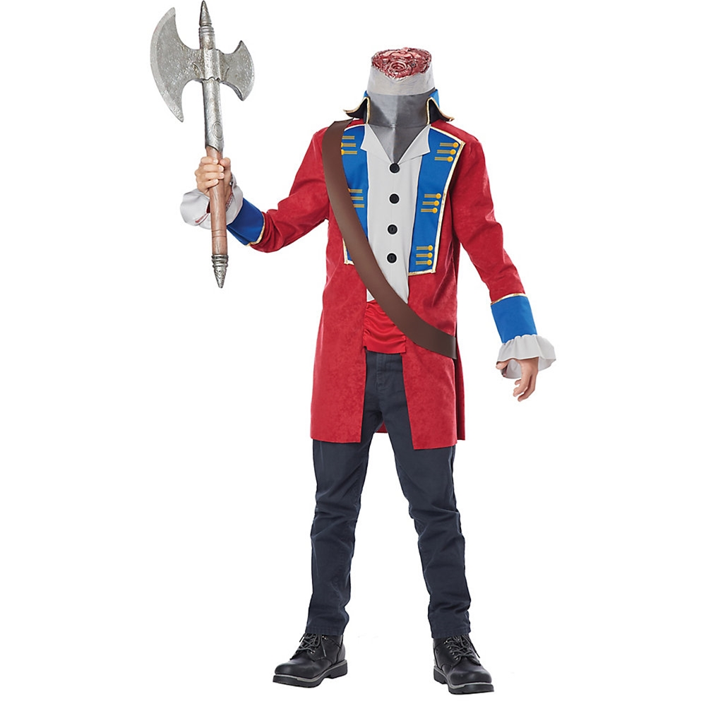 Sleepy Hollow Headless Horseman Child Costume