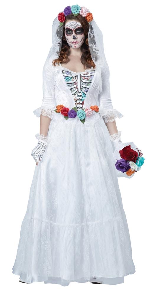 La Novia Muerta Adult Womens Costume