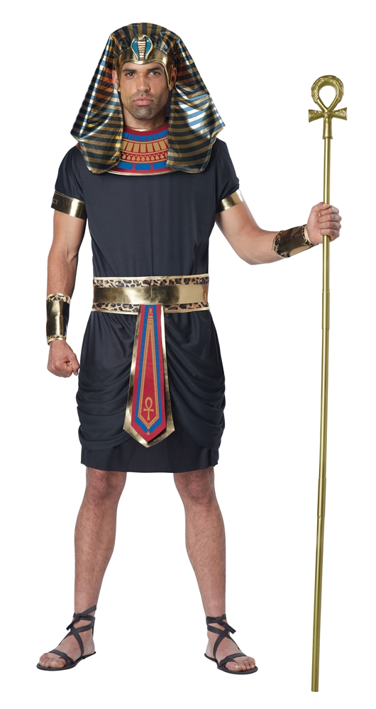 Deluxe Pharaoh Adult Mens Costume