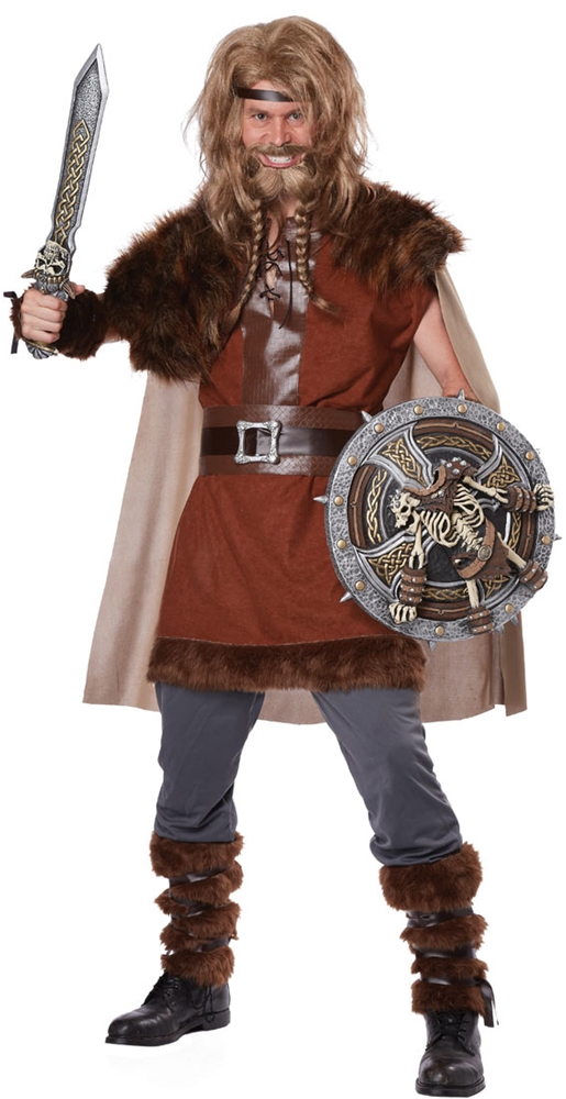 Mighty Viking Adult Mens Costume by California Costumes