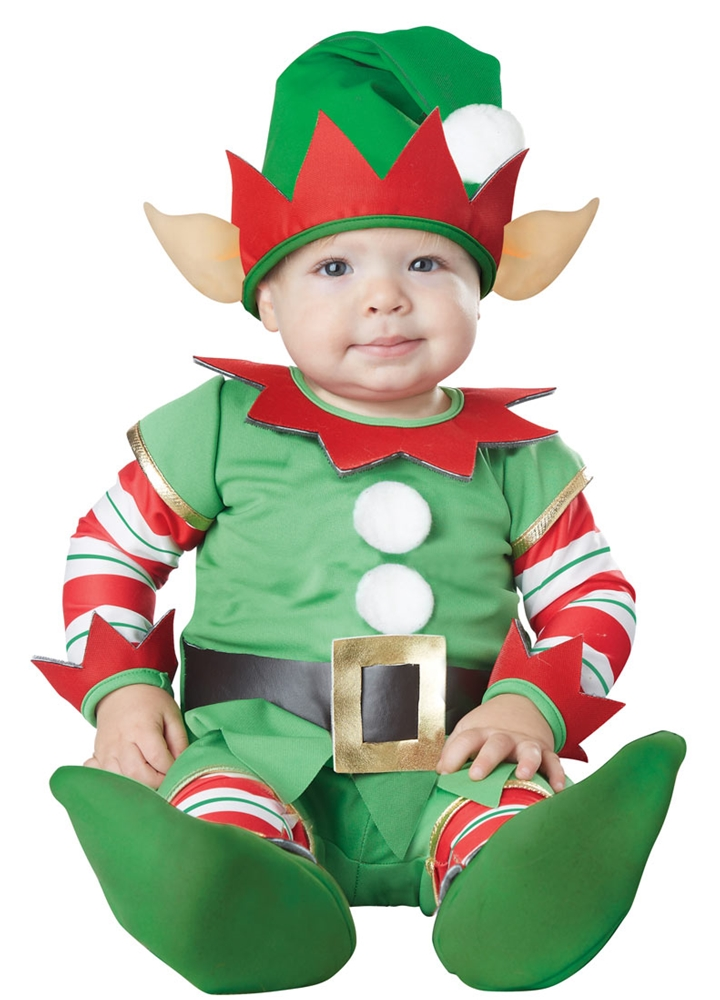 Christmas Elf Cutie Infant Costume
