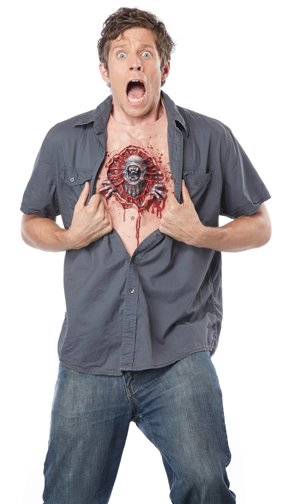 Parasite Chest by California Costumes