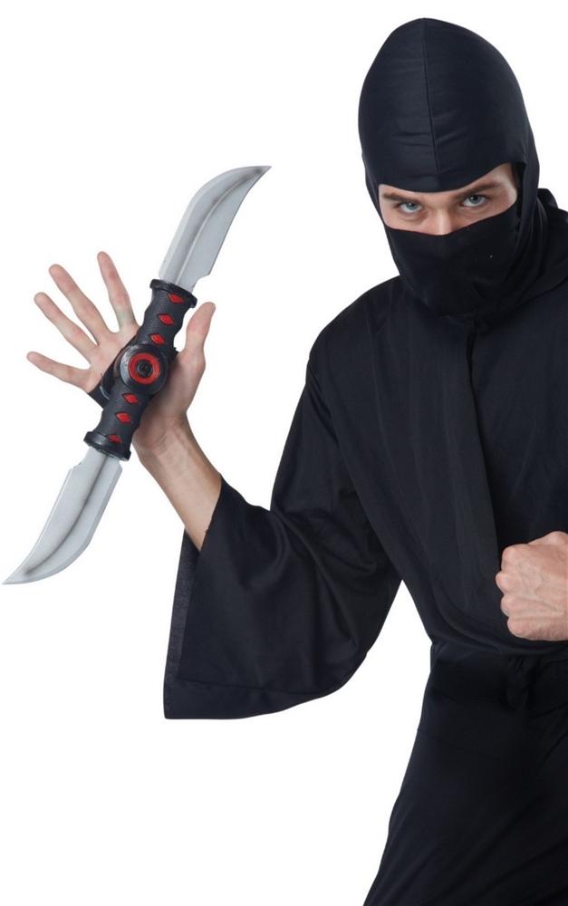 Stealth Ninja Double Strike Blade