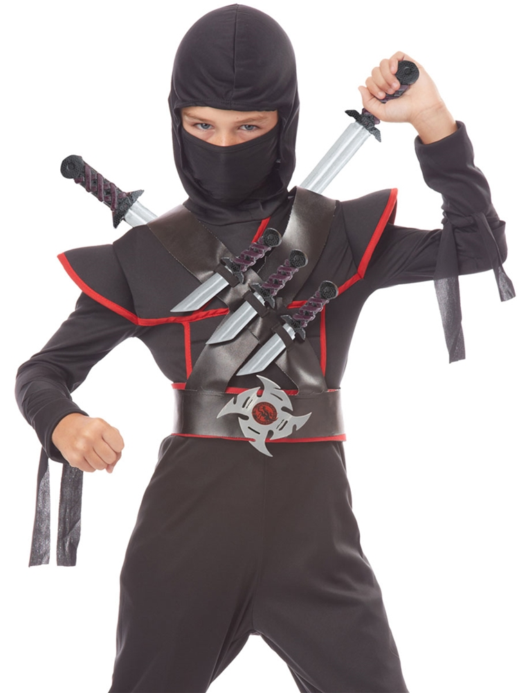 Stealth Ninja Weapon Belt