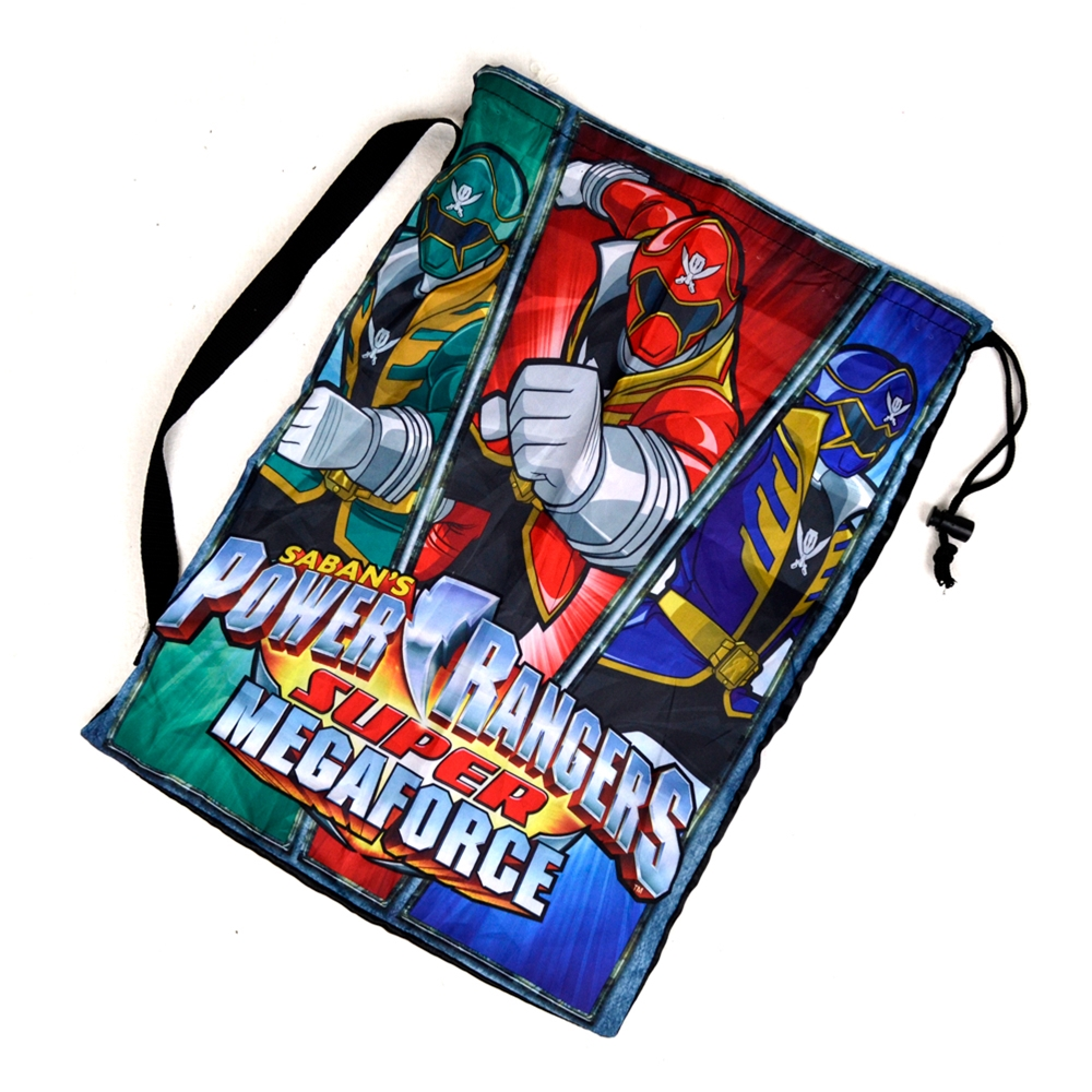 Power Rangers Pillow Case Bag by West Coast Closeouts