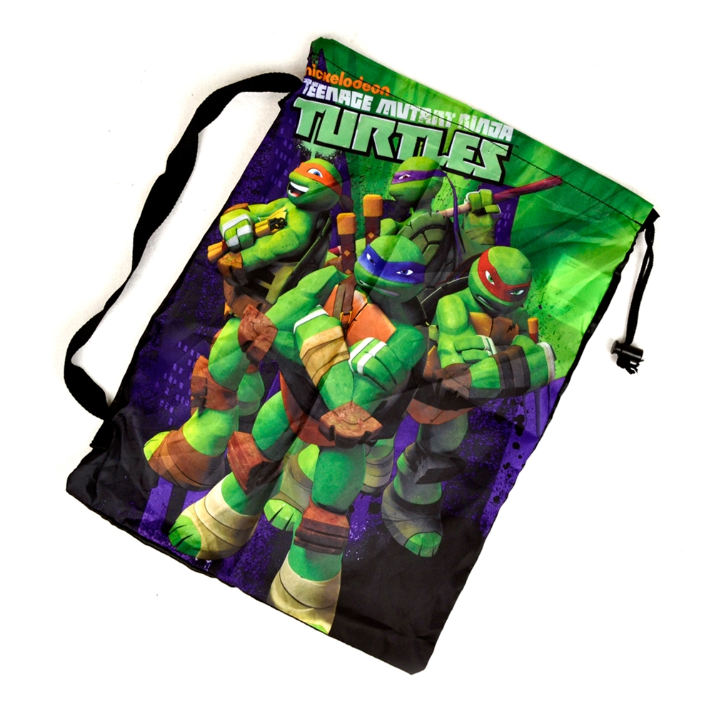 Teenage Mutant Ninja Turtles Pillow Case Bag - 352870 ...