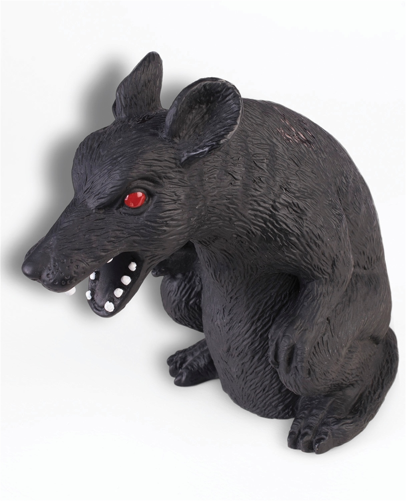 Possessed Black Rat 7in