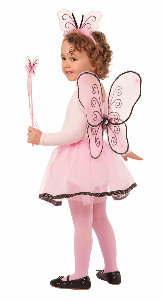 Butterfly Child Dress Up Kit (More Colors)