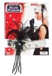 Flapper-Deluxe-Silver-Black-Headband