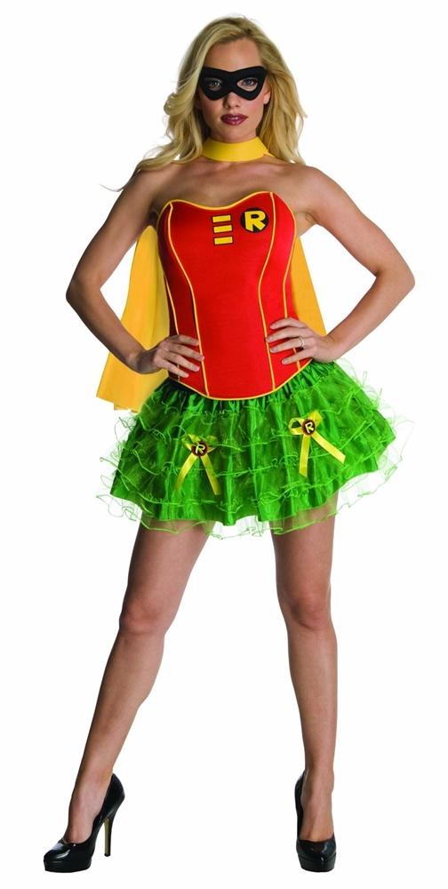 Flirty Robin Adult Womens Costume