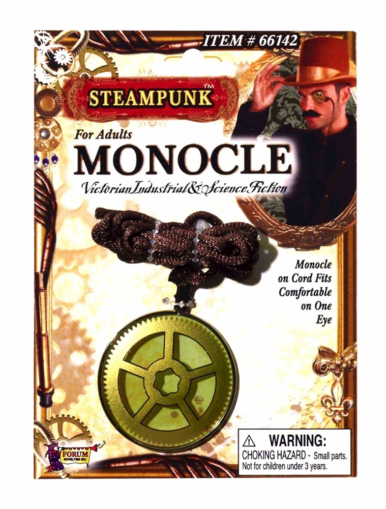 Steampunk Monocle by Forum Novelties