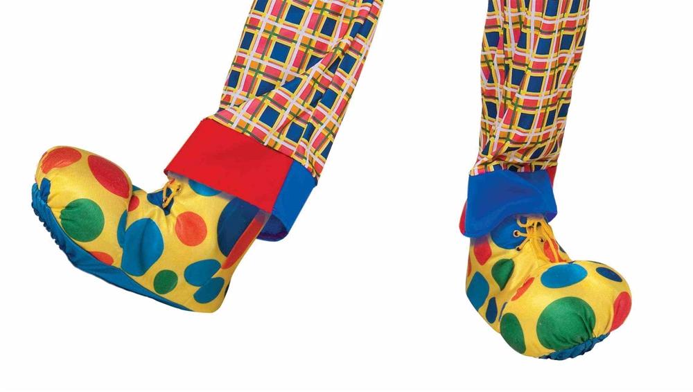Clown Shoe Covers