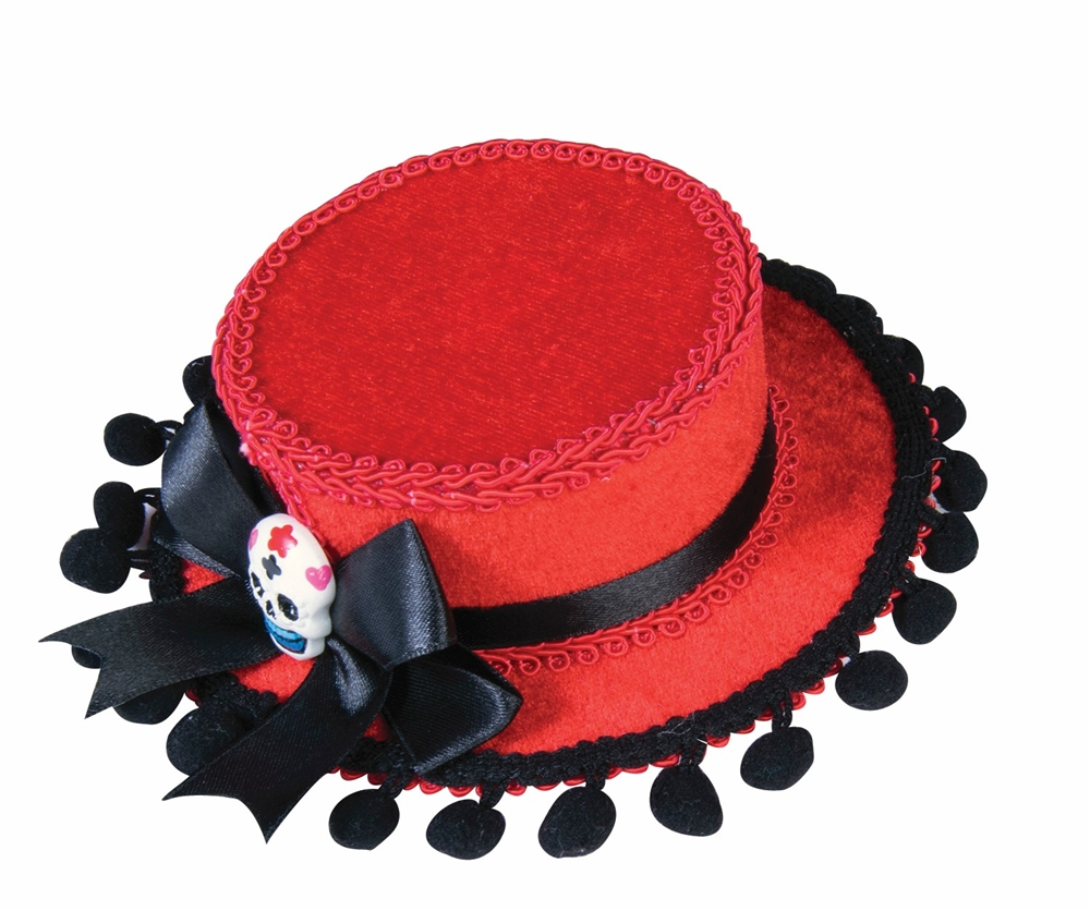 Day of the Dead Gaucho Hat