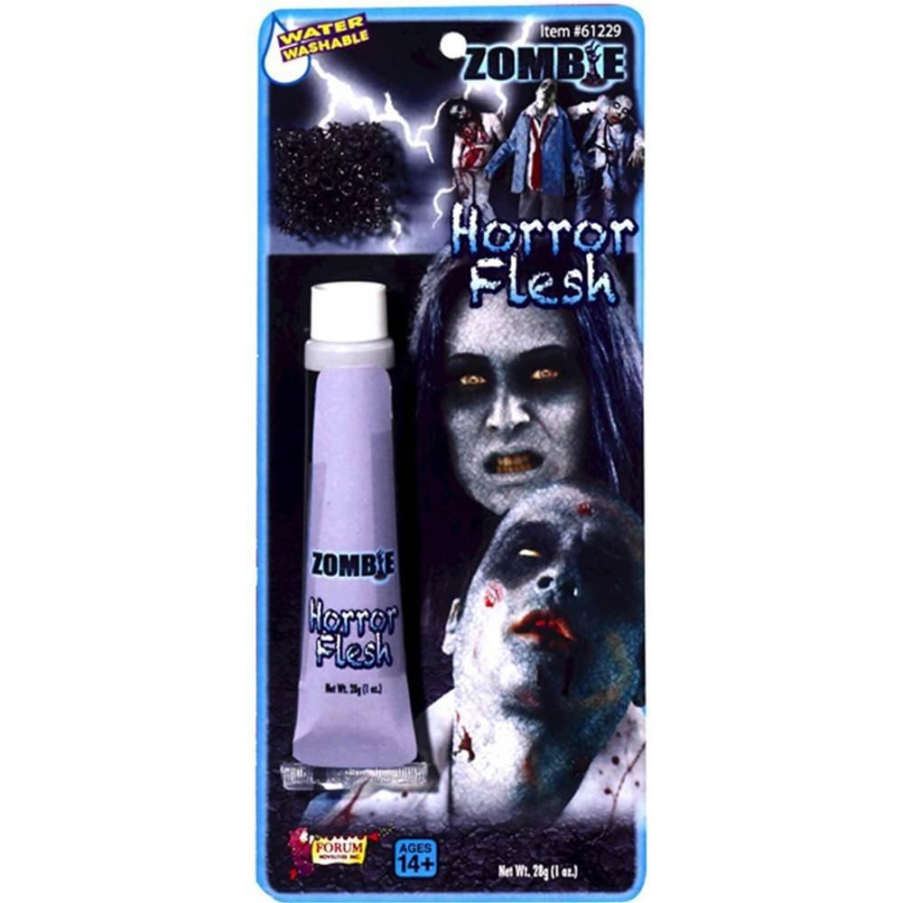Zombie Horror Flesh Grey Makeup (Horror Flesh Grey Makeup)