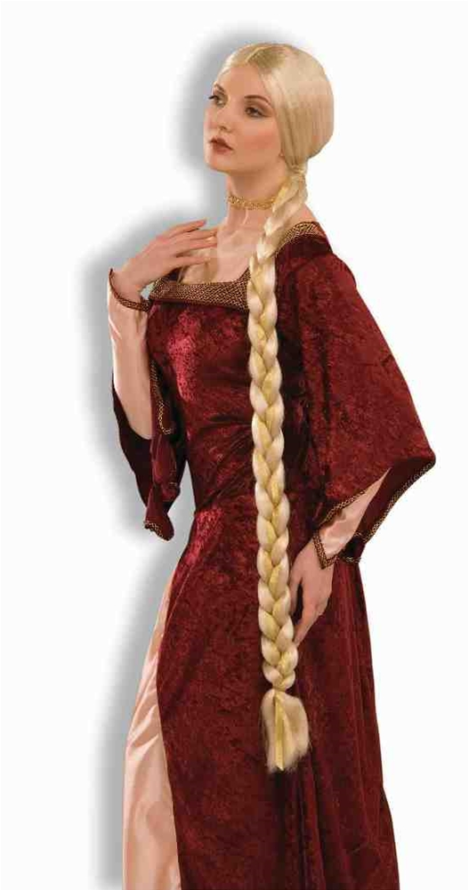 Long Braided Princess Wig by Forum Novelties