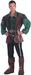 Medieval-Double-Wrap-Belt-Sword-Set