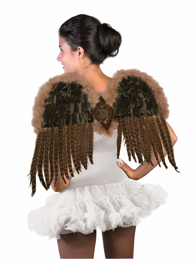 Exotic Feather Wings