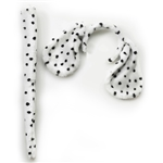 Dalmatian-Ears-Tail-Set