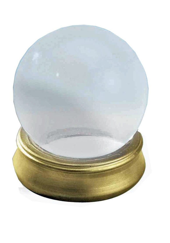 Crystal Ball with Stand by Forum Novelties