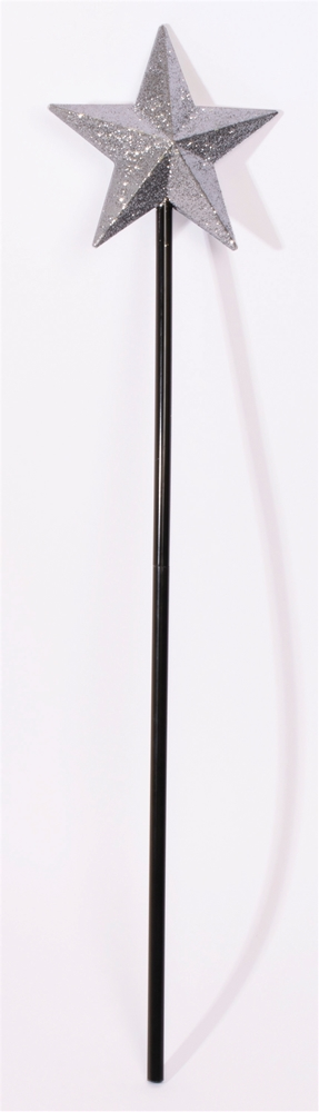 Large Glitter Wand Staff 36in