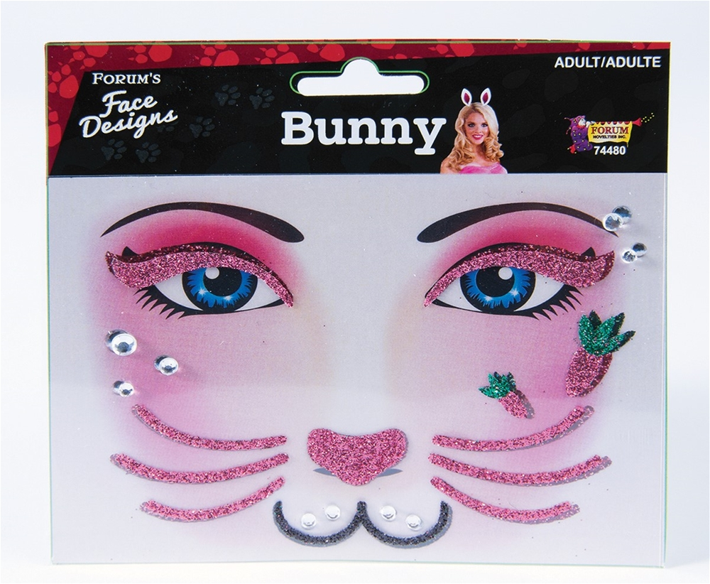 Bunny Face Design
