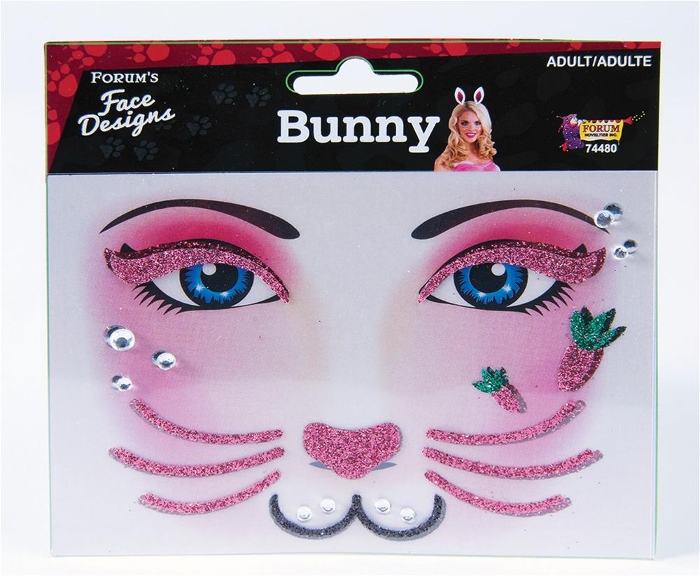 Bunny Face Design by Forum Novelties
