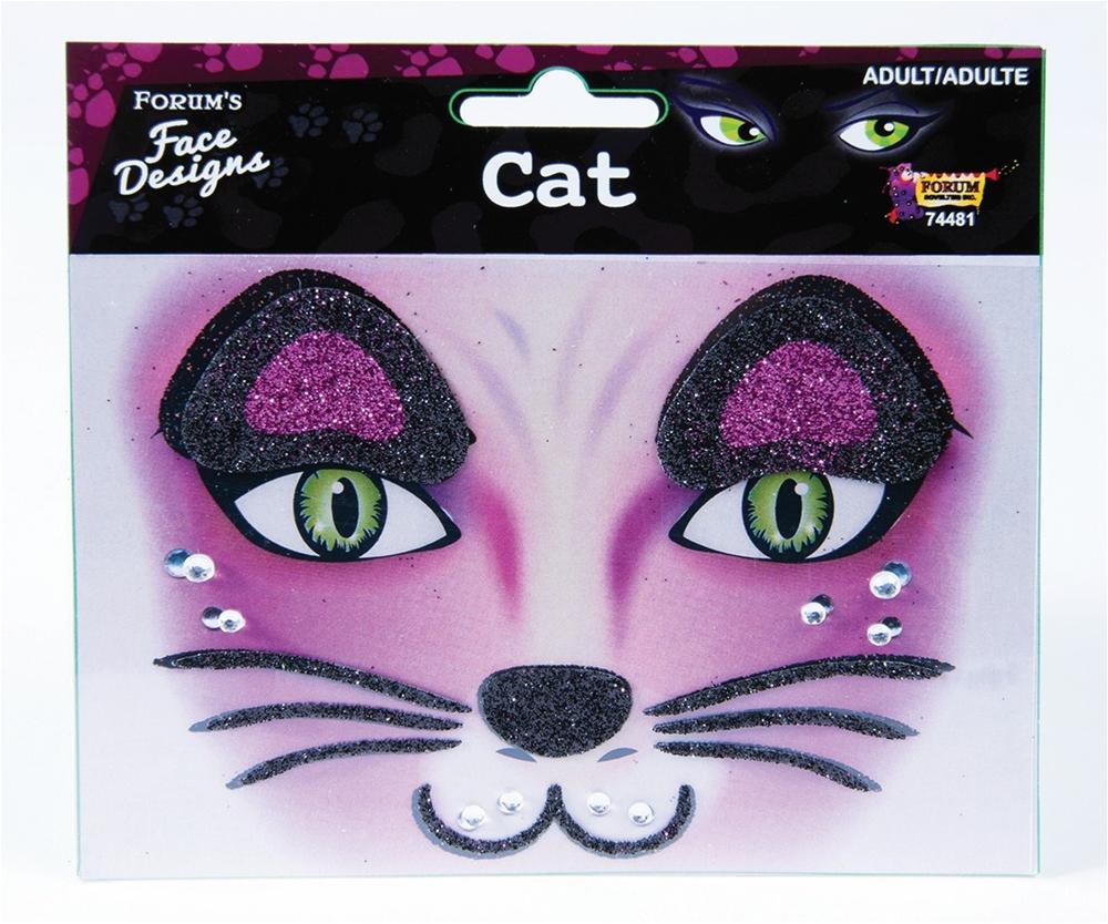 Cat Face Design