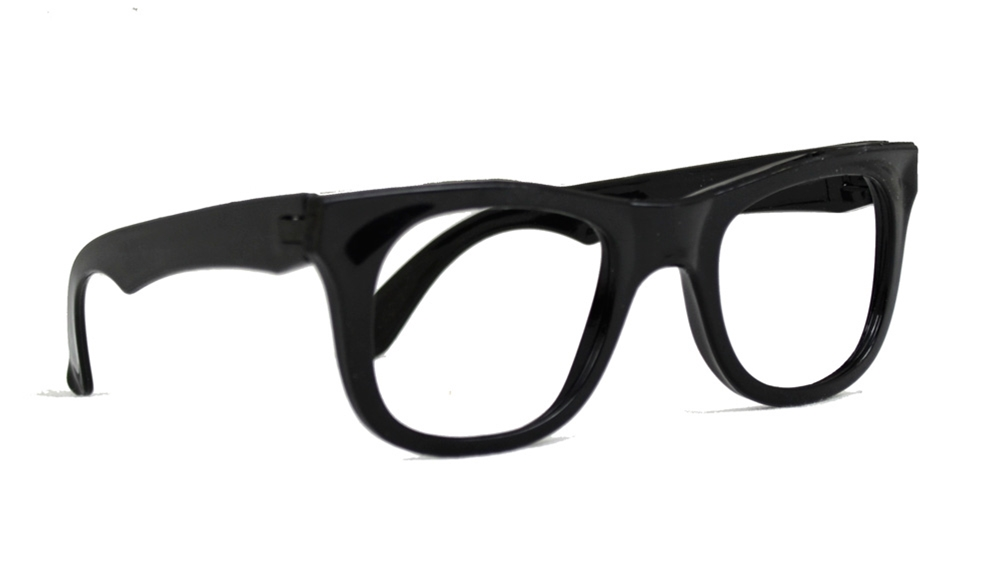 Black Frame Accessory Glasses : Black Frame Glasses - 353625 trendyhalloween.com