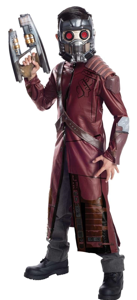 Guardians of the Galaxy Star-Lord Child Costume