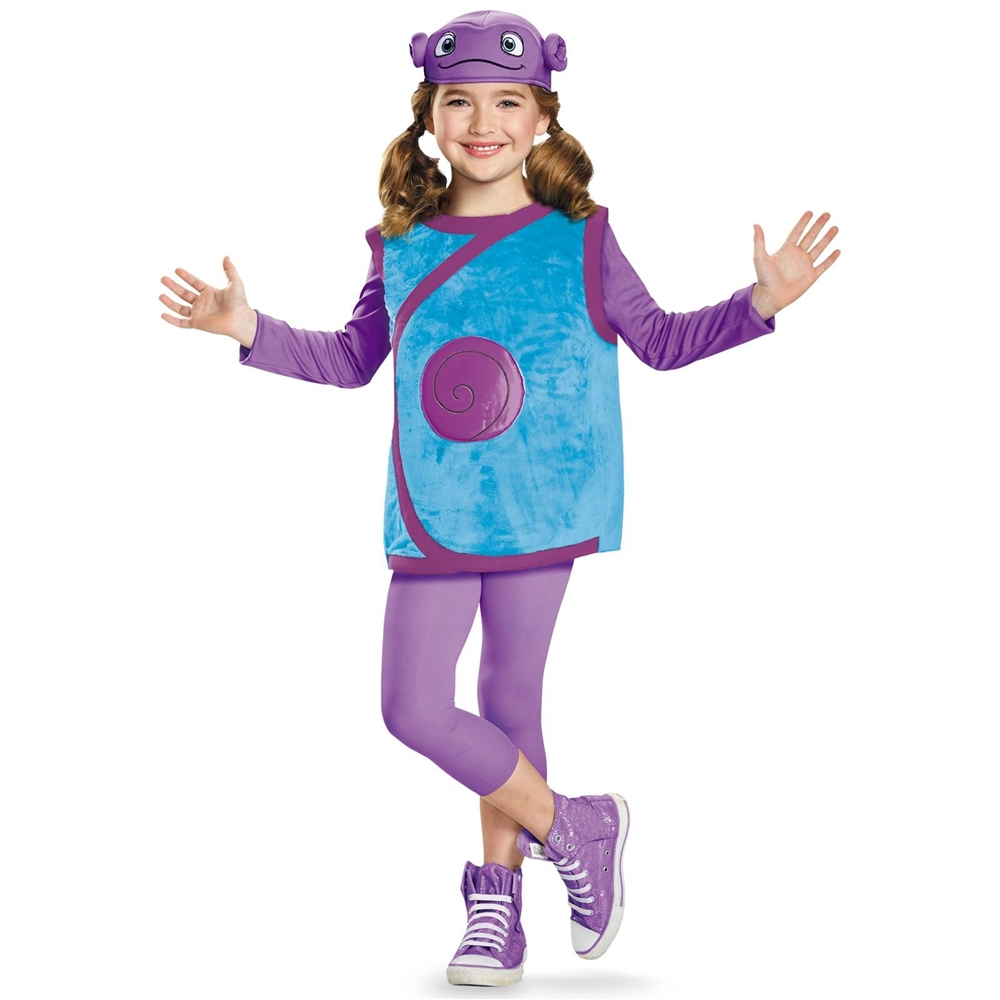 Home Deluxe Oh the Alien Toddler & Child Costume