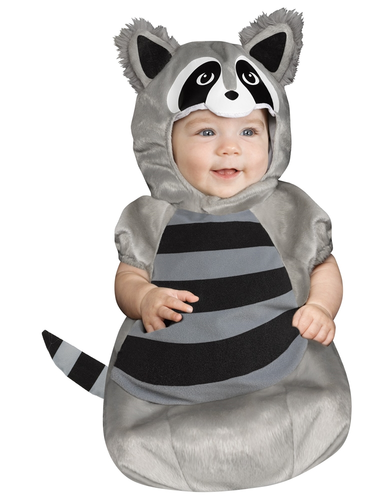 Raccoon Bunting Costume