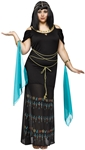 Egyptian Queen Adult Womens Plus Size Costume