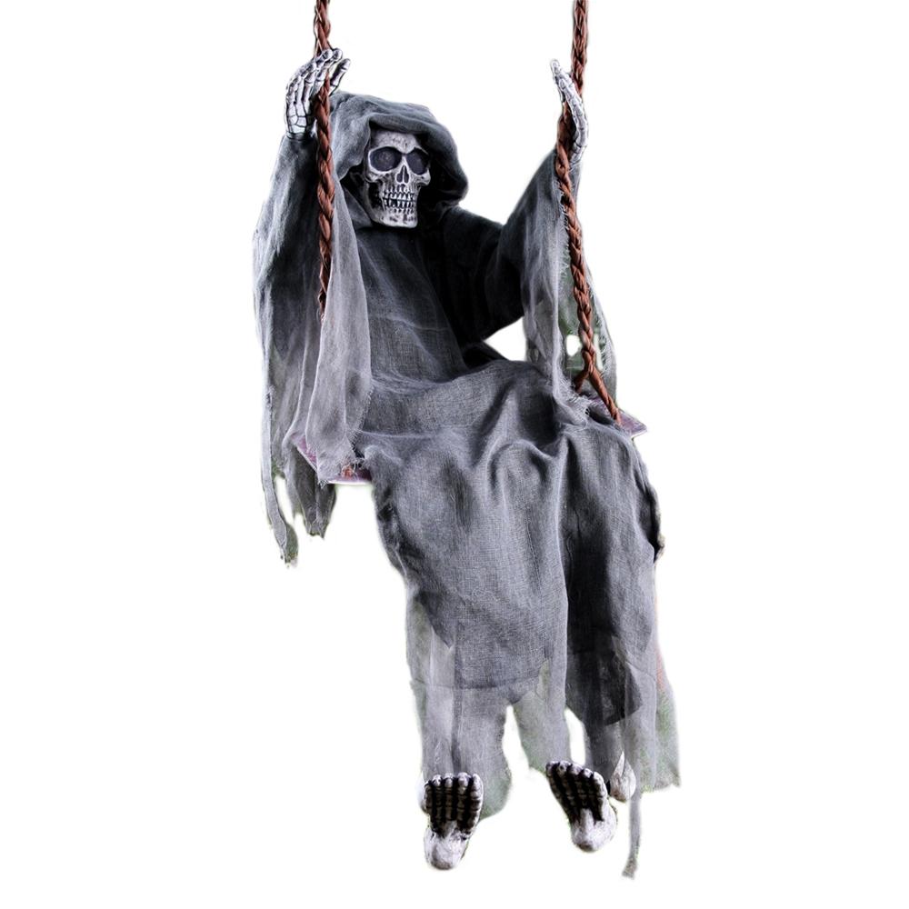 Swinging Dead Reaper Prop