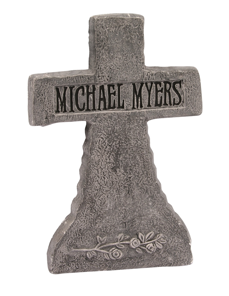 Michael Myers Tombstone 21in