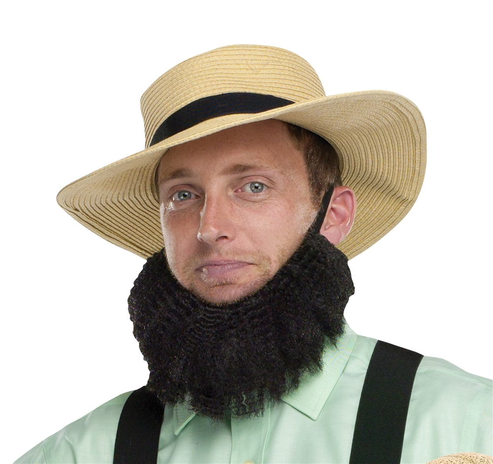 Amish Brother Instant Costume Kit