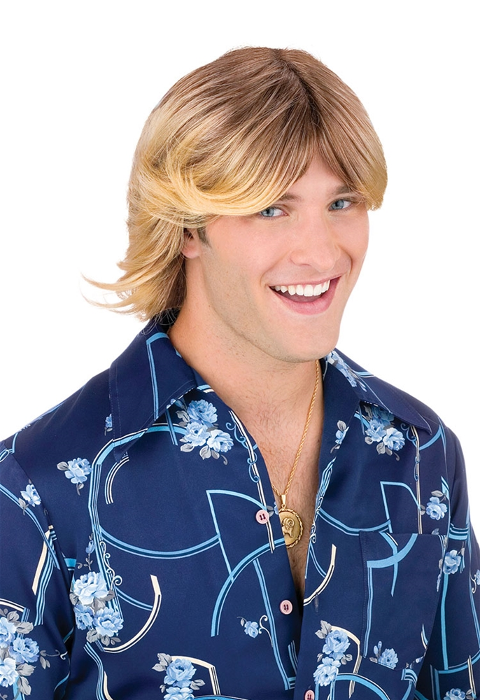 Ladies Man Adult Wig (More Colors) by Fun World