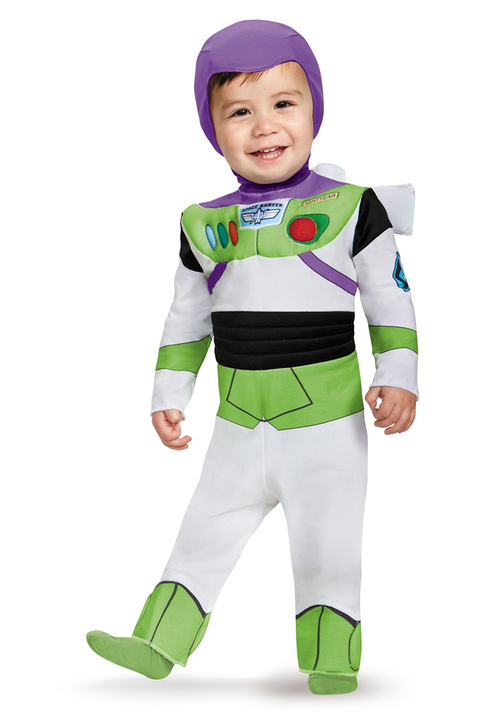 Toy Story Deluxe Buzz Lightyear Infant Costume