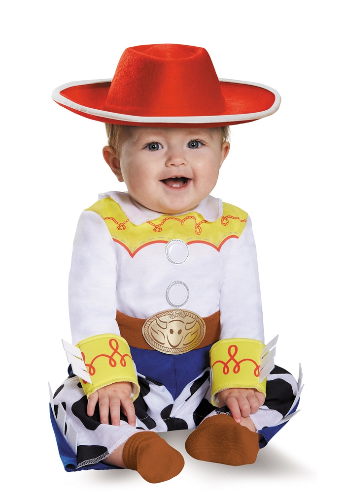 Toy Story Deluxe Jessie Infant Costume