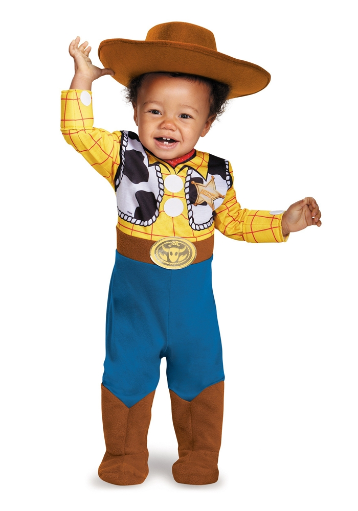 Toy Story Deluxe Woody Infant Costume