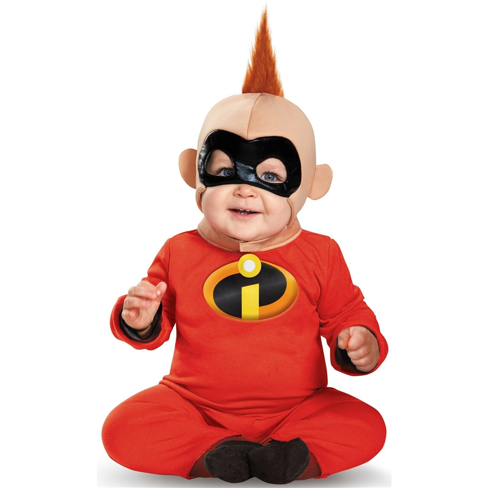 The Incredibles Deluxe Jack Infant Costume