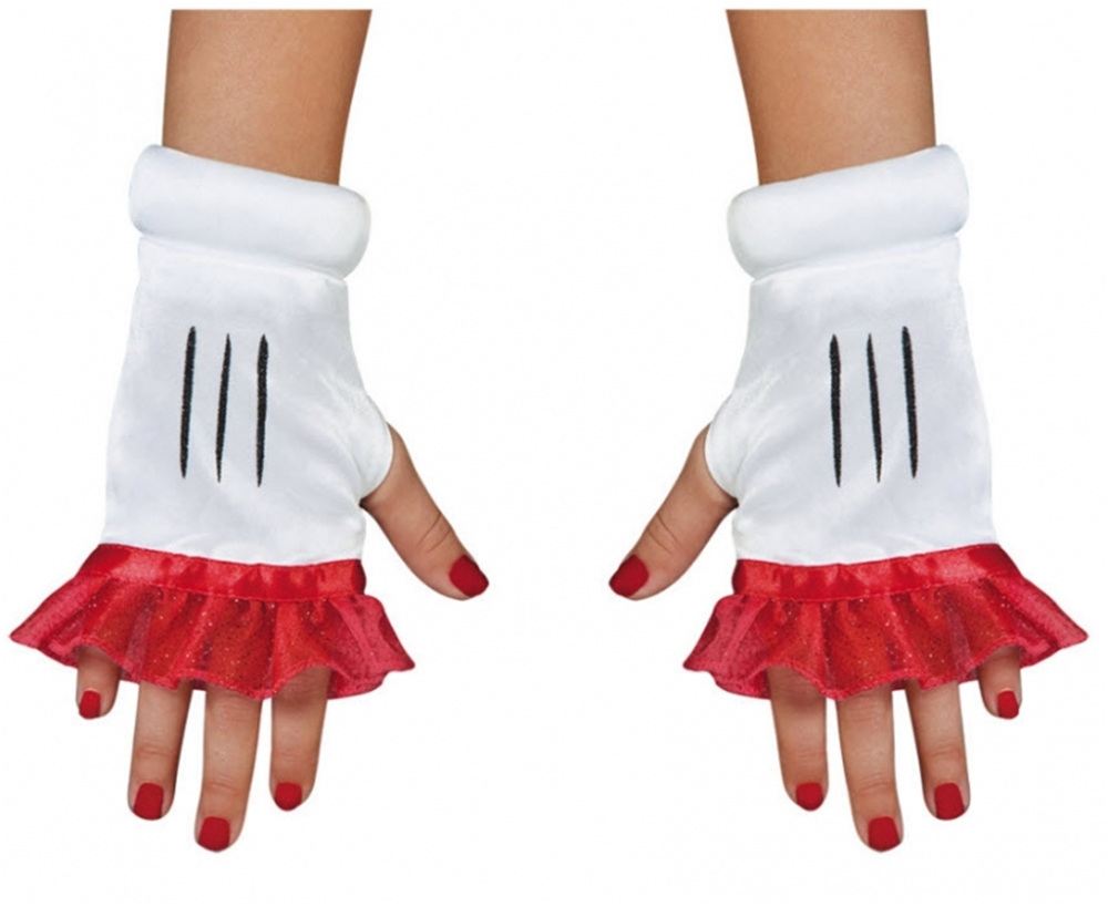 Minnie Mouse Child Glovettes
