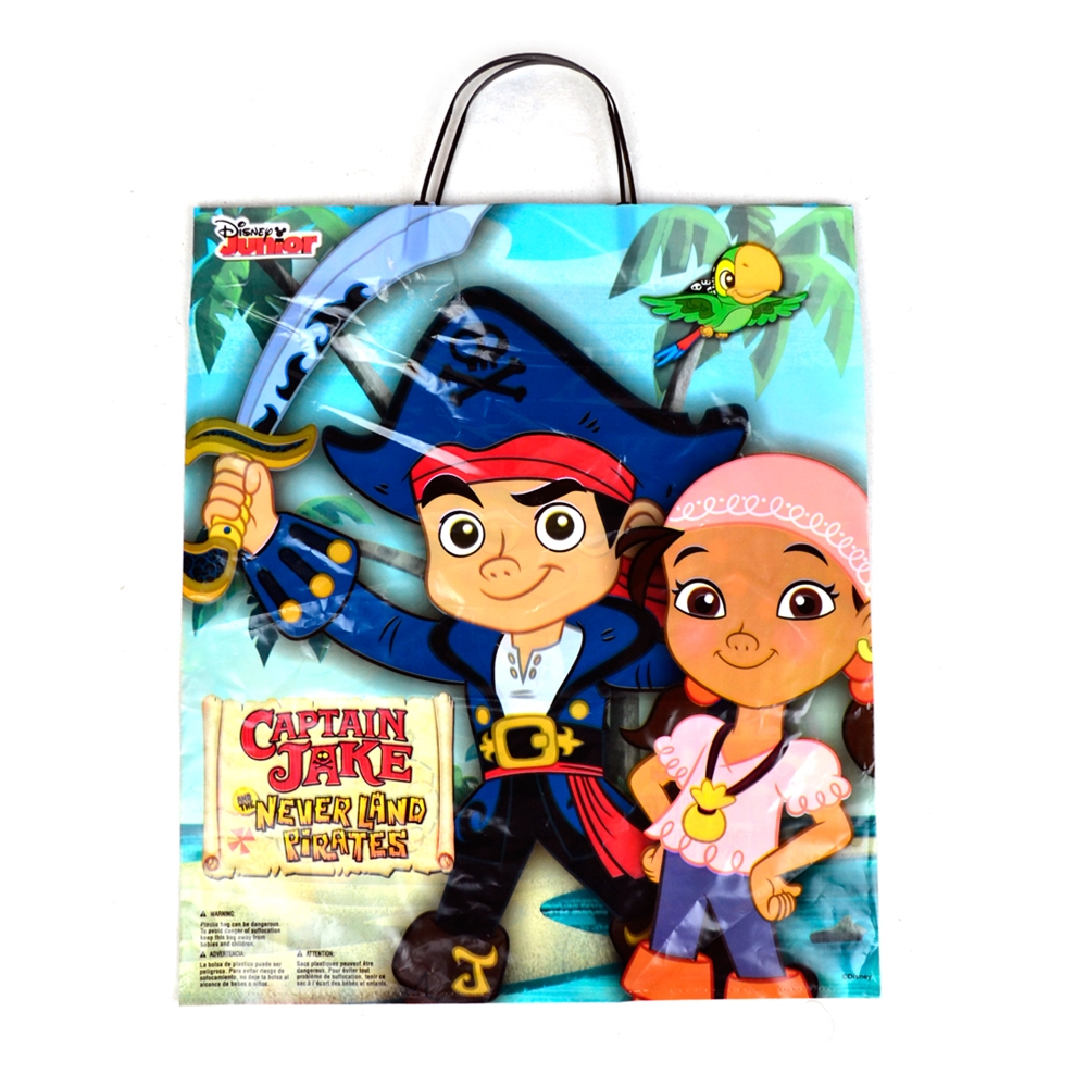 Jake and the Neverland Pirates Treat Bag