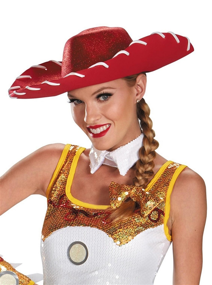 Toy Story Jessie Glam Hat & Bow Set